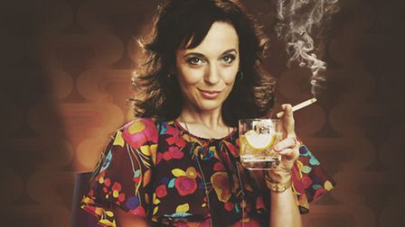 Amanda Abbington will be starring as Beverly in Abigail's Party, which is coming to Norwich Theatre