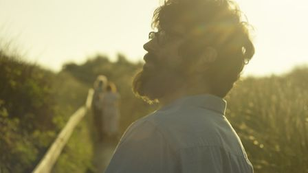 Scenes from the film Notes on Blindness which has been directed by Peter Middleton and James Spinney