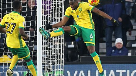 Central defender Sebastien Bassong has received plenty of criticism from Norwich City fans this seas