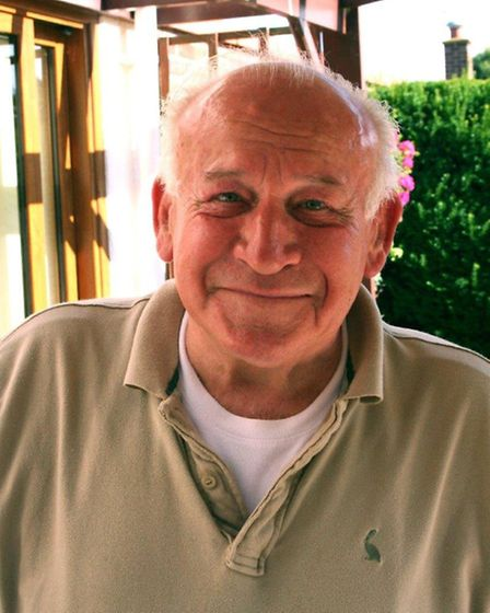 Bryan Westbrook, who has died aged 86. Picture: Ian Westbrook