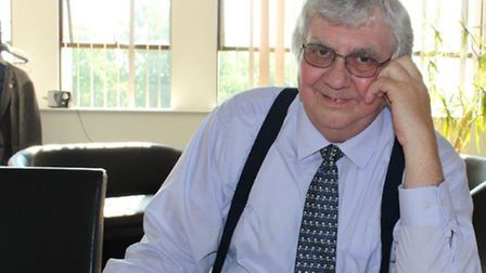 Cliff Jordan, leader of Norfolk County Council. Picture: Submitted