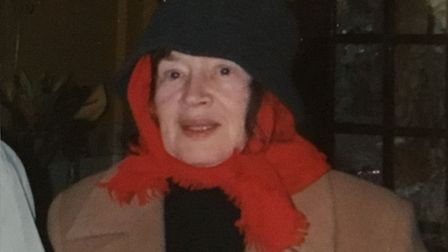 Tessa Thompson, 79, who died after poor treatment by the East of England Ambulance Service NHS Trust