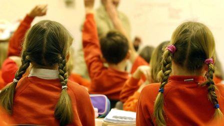 Schools could be hard hit in years to come. Photo: Barry Batchelor/PA Wire