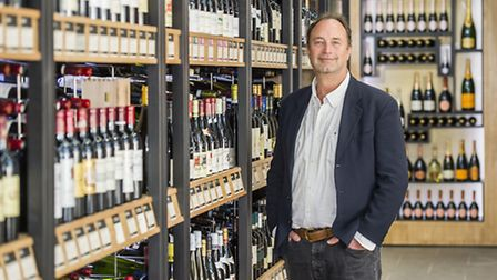 Undated handout file photo issued by Majestic Wine of their chief executive Rowan Gormley. Photo cre