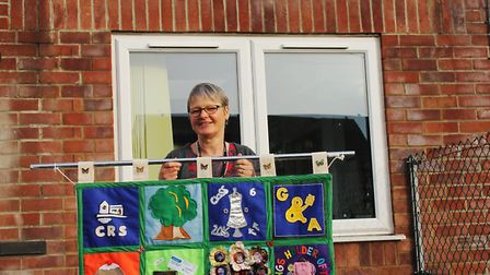 Belinda Ashton has retired from Attleborough's Chapel Road School after 25 years at the school. She