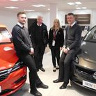 Thurlow Nunn in Holt is number 1 nationally for customer satisfaction. Picture: McCann PR
