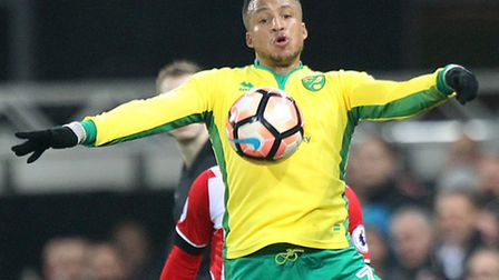 Martin Olsson has left Norwich City for Swansea City. Picture by Paul Chesterton/Focus Images