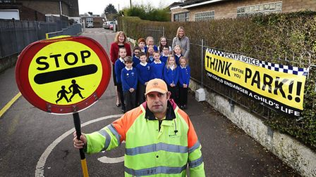 Kinsale Junior and Infant School councillors have written a letter to parents asking them to drive a