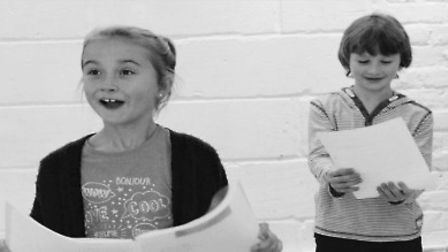 Moss Banks Productions is setting up a drama group for young people aged eight to 20 which will meet
