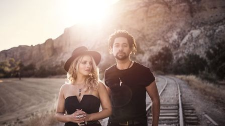 Country duo The Shires are to perform an open-air concert at Taverham Hall, near Norwich, in July.