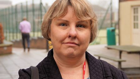 Helen Bates, assistant director of the school's service at the Diocese of East Anglia. Picture: Keit