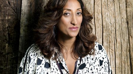Comedian Shazia Mirza brings her show The Kardashians Made Me Do It, to Norwich Arts Centre. Picture