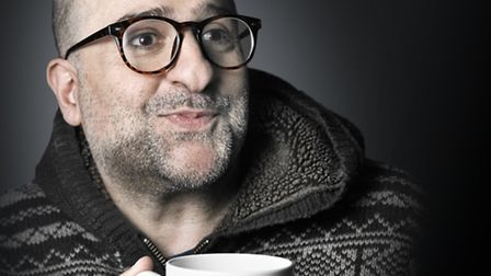 Omid Djalili will be in the region in April for shows in Norwich, King's Lynn and Bury St Edmunds.