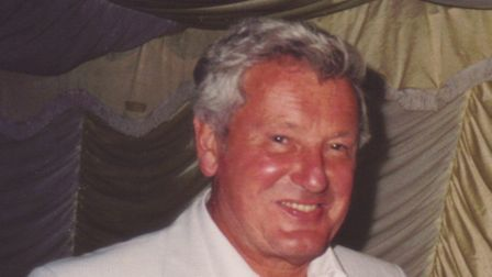 Tributes have been paid to Colin Dawson: Picture supplied by Vicki Boulding