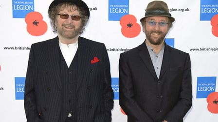 Chas and Dave are expected to play at the festival. Photo: Matt Crossick/PA Wire