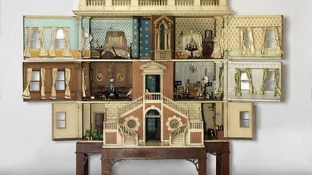 Small Stories: At Home In A Dolls' House will be at Norwich Castle Museum & Art Gallery from March 4
