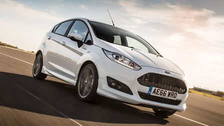 Ford Fiesta was the top selling car in the UK for the eighth year running. Picture: Ford