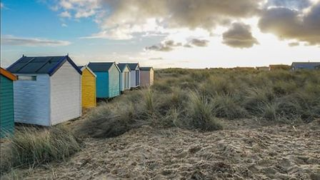 Chilly but sunny day in Southwold. Photo: @nick_seaman_photos