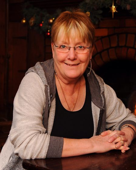 Alison Stannard, founder of the Chet and Waveney Link of the Chernobyl Children's Life Life. Pictu