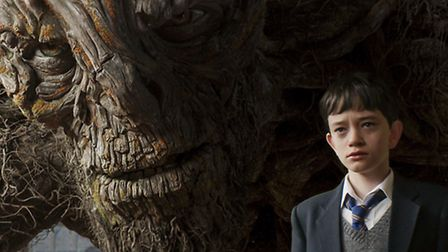 Young Scottish actor Lewis MacDougall stars in A Monster Calls. Picture: Focus Features