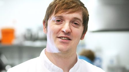 Andrew Clegg, executive head chef of Rooftop Gardens. Picture: Hype Marketing