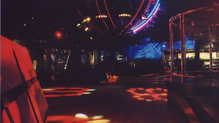 Ikon, formely Ritzy nightclub, 17th September 1997. Photo: Archant Library