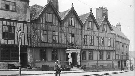 The Samson and Hercules in the 1930s. Photo: Archant Library