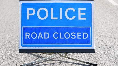 There was a crash on the A11