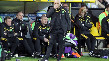 Norwich City manager Alex Neil knows the value of a Championship double over Brentford. Picture by P