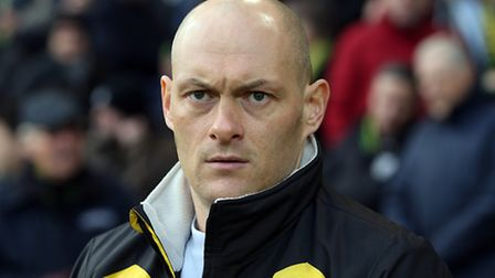 Norwich City manager Alex Neil is looking to push on after a Championship win against Wolves. Pictu