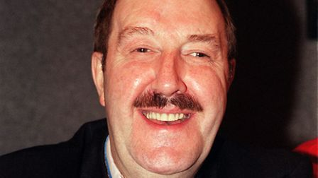 File photo dated 16/10/1999 of actor Gorden Kaye. . The actor, best known for his role in the long-r