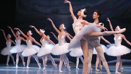 The greatest romantic ballet of all time Swan Lake will be performed by Russian State Ballet of Sibe