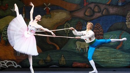 La Fille mal gardée, renowned as one of the oldest ballets to be performed, is on the programme for