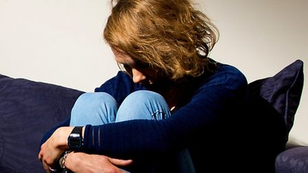 PICTURE POSED BY MODEL: People who have experienced psychosis are being asked to take part in a nati