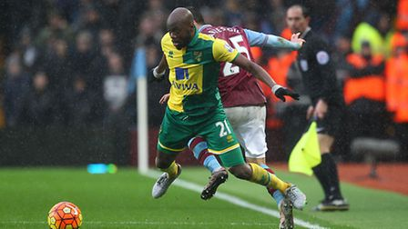 Youssouf Mulumbu is on African Nations Cup duty with DR Congo.