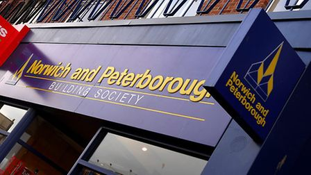 The Yarmouth branch of the Norwich and Peterborough Building Society.Photo: Simon FinlayCopy:For