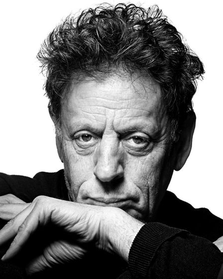 Philip Glass and Laurie Anderson are to perform at Norwich Theatre Royal on May 19 as part of Norfol