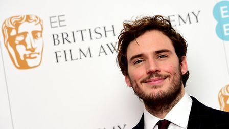 Sam Claflin at the EE British Academy Film awards nominations announcement at BAFTA in London, Janua