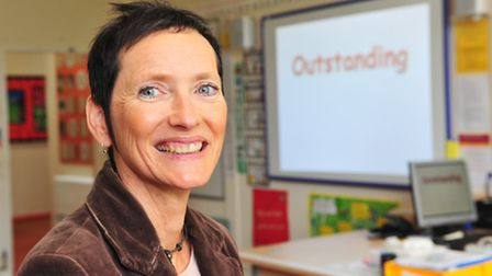 The Ashley School, Lowestoft has been awarded Outstanding status by Ofsted. Headteacher Sally Garret