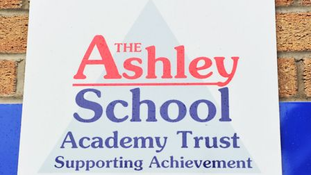 The Ashley School, Lowestoft has been awarded Outstanding status by Ofsted. PHOTO Nick Butcher