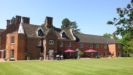 Saxlingham Hall Nursing Home has been rated as 'outstanding' by the Care Quality Commission. Picture
