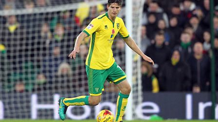 Timm Klose was shortlisted for the January PFA Player of the Month Award but missed out to Chris Woo