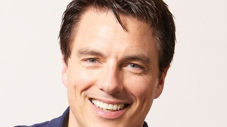 John Barrowman, presenter of the National Lottery Awards show: Picture: National Lottery