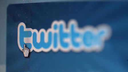 File photo of the Twitter icon displayed on a laptop. Photo credit should read: Martin Keene/PA Wire
