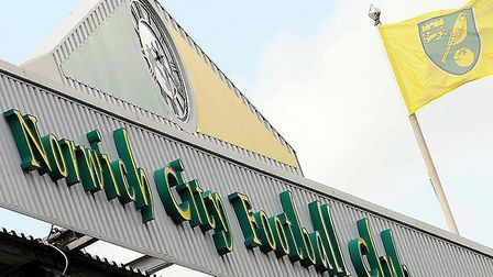 Carrow Road Stadium, home of Norwich City Football Club. Picture: ARCHANT