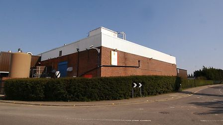 A file photo of the former Grampian Country Foods site, Attleborough. Photo: Nick Butcher