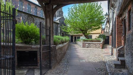 3 bed house for sale in Cathedral Quarter on the market with Fine & Country. Photographer: Michael P