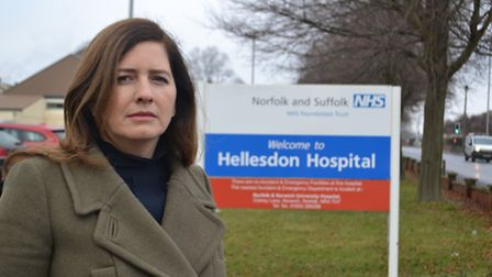 Reporter Sophie Hutchinson of BBC Panorama, which broadcast last night, said the Norfolk and Suffolk