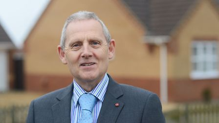 Retired magistrate Richard Guy from Downham Market has been made an OBE. Picture: Ian Burt