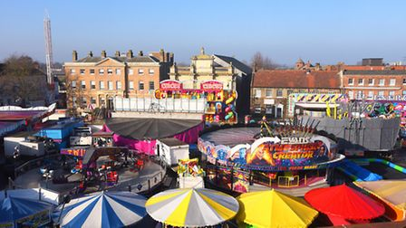The Mart on Tuesday Market Place opened on Valentine's Day. Picture: Ian Burt